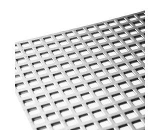 Aluminium geperforeerde plaat C5 100 X 10cm
