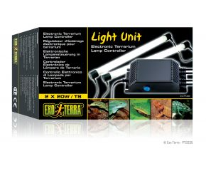Exo Terra light unit 2x20W