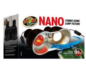 ZM Nano Combo Dome Lamp Fixture