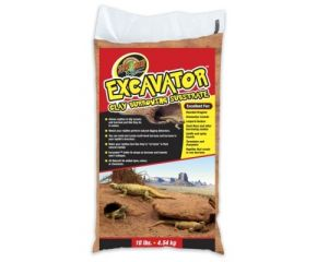 ZM Excavator Clay Burrowing Substrate 9kg