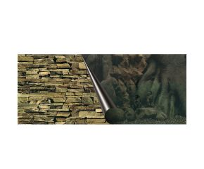 Foto achterwand 80x40 Tree+Rock