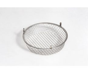 Anti scald net cover zilver 14cm