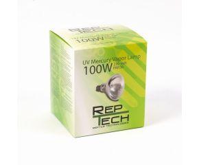RepTech Kwikdamplamp 100Watt