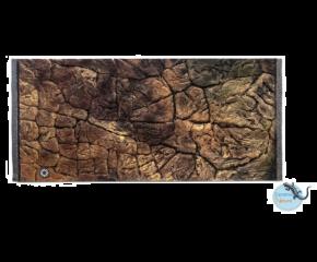 CN Achterwand Terrarium dun 100x50
