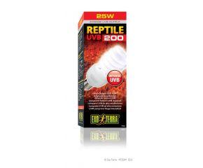 Exo Terra UVB Reptile 200 25 watt Compact
