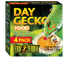 Exo Terra Day Gecko Food 4 cups
