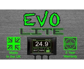 Microclimate EVO Lite Dimming/Pulse, zwart