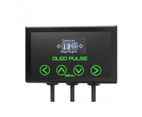 Microclimate Oled Pulse thermostat black