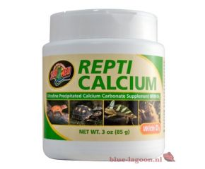 ZM Repti Calcium with D3 85 gr