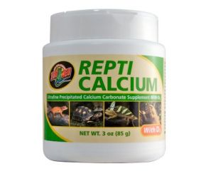 ZM Repti Calcium with D3, 227 gr
