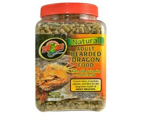ZM Bearded Dragon Food Adult 567 gr