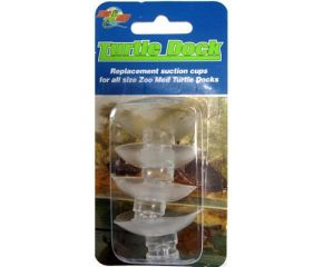 ZM Turtle Dock Replacement Suction Cups 4 stuks