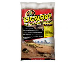 ZM Excavator Clay Burrowing Substrate 4,5 kg
