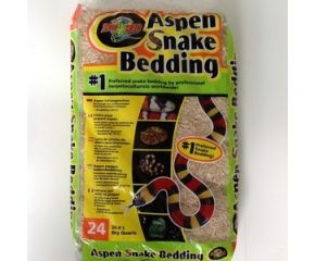 ZM Aspen Snake Bedding 26,4 l