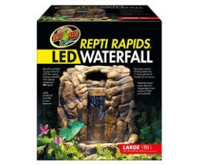 ZM Repti Rapids LED Waterfall Rock L