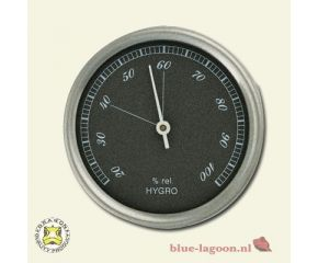 Dragon Hygrometer Messing 7 Cm