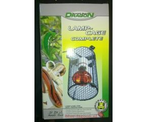 Dragon Lamp-Cage Compleet + Fitting
