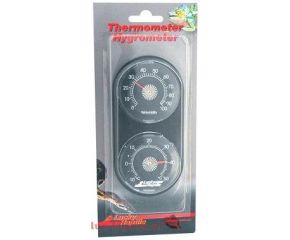 Lucky Reptile Thermo- Hygrometer analoog