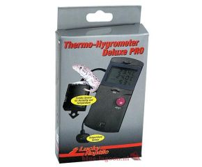 Lucky Reptile Thermo- Hygrometer Deluxe PRO