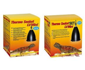 Lucky Reptile Thermo Socket LV Mini Set