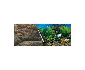 Foto Achterwand 80x40cm Sea+Rock
