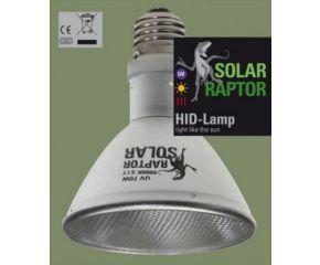 Solar Raptor 70watt PAR38 UV lamp FLOOD (exclusief ballast)