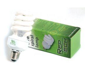 RepTech Spiral Lamp 20W 10.0 UVB