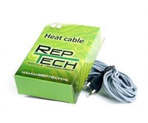 RepTech Warmtekabel 25Watt 5Meter