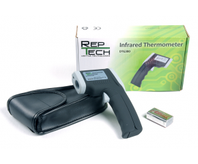 RepTech Infrarood Thermometer Digitaal (Tempgun)