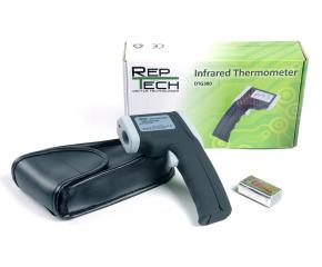 RepTech Infrarood Thermometer Digitaal (Tempgun)