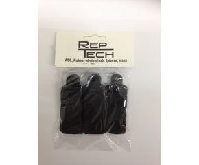 RepTech Rubber Window Lock 5st
