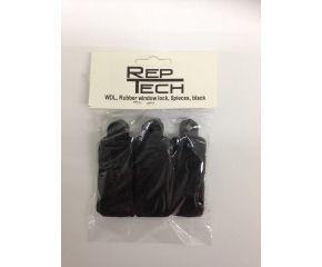 RepTech Rubber Window Lock 5st