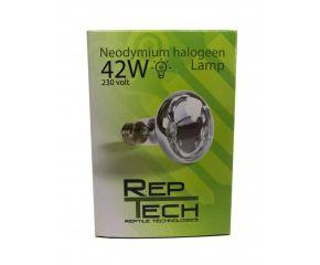 RepTech Neodymium Halogeen Lamp 42W