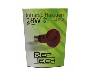 RepTech Infrarood Halogeen Lamp 28W