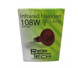 RepTech Infrarood Halogeen Lamp 108W