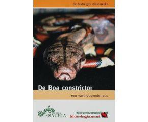 De Boa constrictor