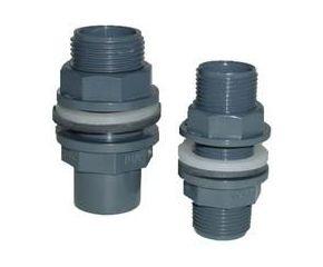 PVC doorvoer/lijm buis 20mm / gat 29mm