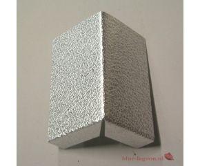 Lichtkapje Zilver