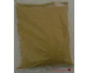 Decoratie zand geel 900gr