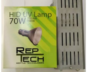 Set Winsen Ballast 70W & RepTech HID lamp 70w